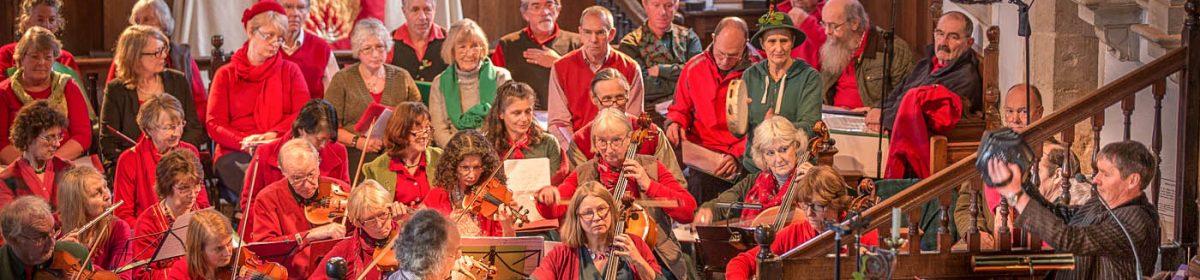 Ridgeway Singers & Band